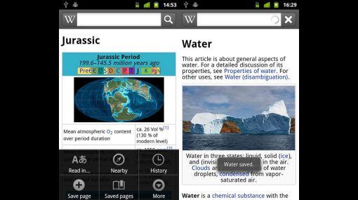 Aplicaciones: Wikipedia ya está disponible para dispositivos con Android