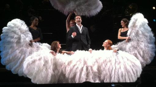 El récord que Marco Zunino batió en Broadway