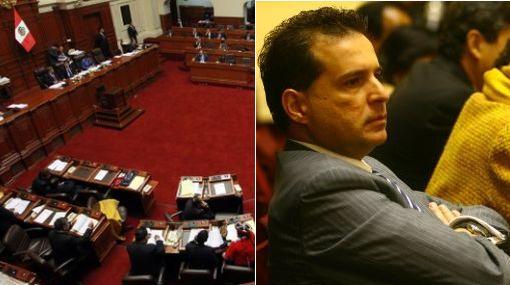 ¿Qué significa que el Congreso devuelva expediente de Chehade a la fiscalía?