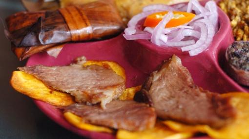 """""""Mixtura Cajamarca"""", una fiesta gastronómica al estilo regional"""