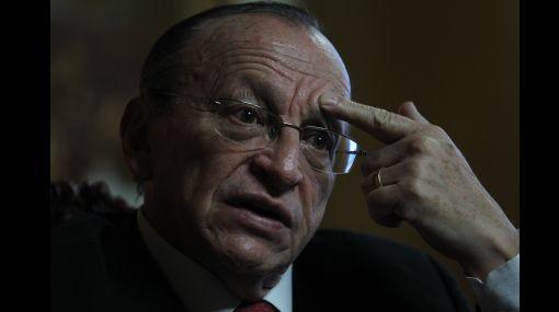 """Fiscal de la Nación dice que resolverá """"sin presiones"""" sobre Caso Chehade"""