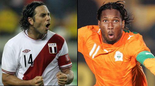 Confirmado: Perú enfrentará a Costa de Marfil el 29 de febrero