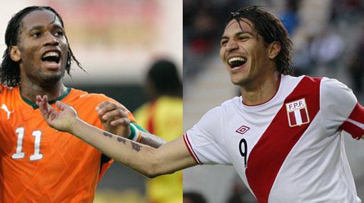 Perú jugaría ante Costa de Marfil en España