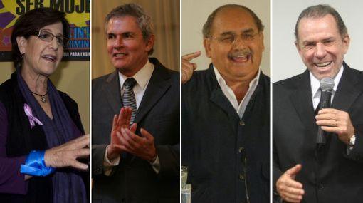 ¿Cómo les fue en las encuestas a los ex alcaldes de Lima?
