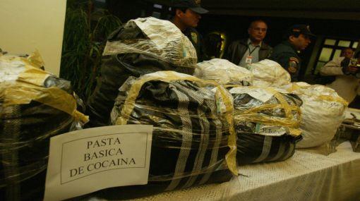 Fiscalía decomisó más de 130 toneladas de droga el 2011