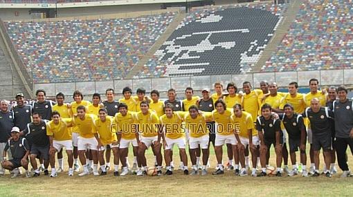 Noche crema 2012: ¿la 'U' jugará con Arsenal argentino el 3 de febrero?