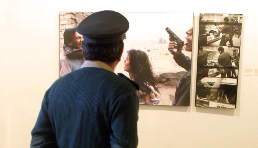 Imágenes de Yuyanapaq, una muestra para recordar la violencia que vivió el Perú