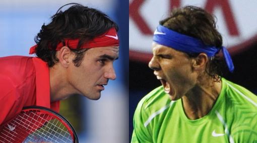 Federer y Nadal chocarán en semifinales del Abierto de Australia