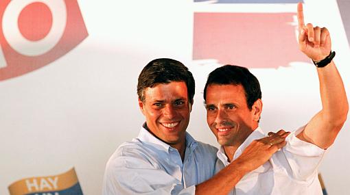 Opositores se unieron para enfrentar a Hugo Chávez en las elecciones