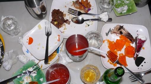 Comida desperdiciada: el lado triste de la gastronomía