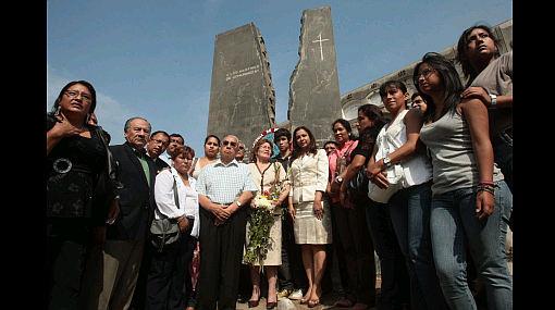 Deudos de Uchuraccay pidieron al JNE que rechace la inscripción de Movadef
