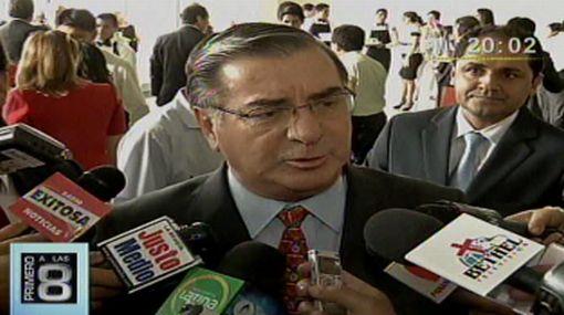 Primer ministro Valdés no consideró ofensivos comentarios sobre la CVR