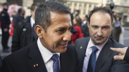 """Humala: """"Tenemos que construir nuestro propio modelo y respetar lo que pasa en otros países"""""""