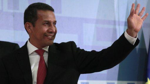 La aprobación de Ollanta Humala subió a 59% tras la captura de 'Artemio'