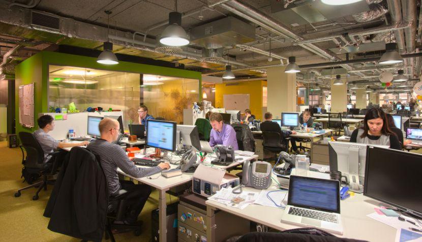 La nueva y espectacular sede de google en rusia for El comercio oficinas