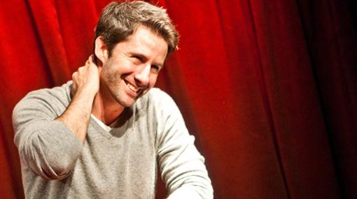 """Marco Zunino en Broadway: """"Me gustaría ser como Brad Pitt o Angelina Jolie"""""""