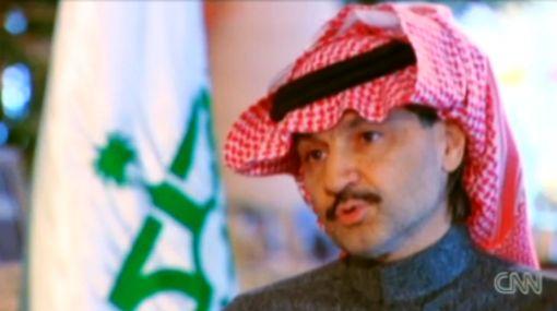 """Príncipe saudí: """"Invertí en Twitter por negocios, no con fines políticos"""""""