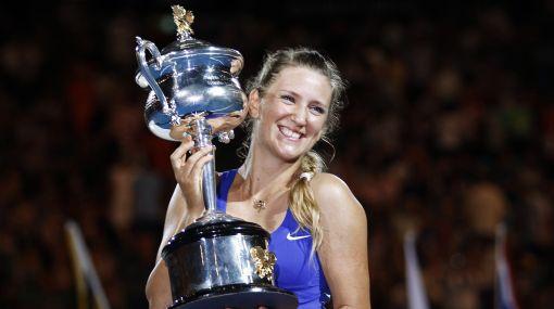 Azarenka venció a Sharapova y ya es la nueva número 1 del mundo