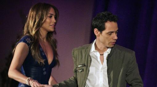 """Jennifer López y Marc Anthony, juntos desde hoy en """"¡Q'Viva! The Chosen"""""""