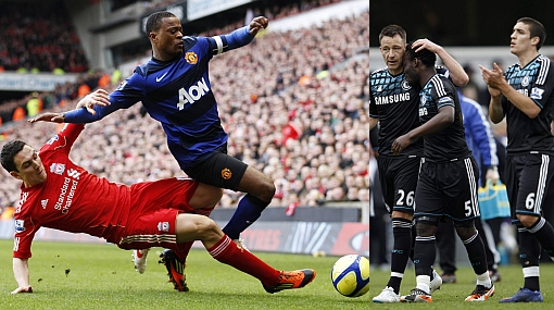 Liverpool derrotó 2-1 al Manchester United y lo eliminó de la Copa FA