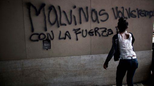 Mayoría de argentinos tiene fe en recuperar Las Malvinas algún día