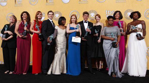 """""""The Help"""" fue elegida mejor película en los premios SAG"""