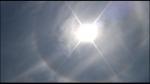 ¿Quieres saber por qué se produjo hoy un halo solar? Lee esta nota - Noticias de iris vargas herrera