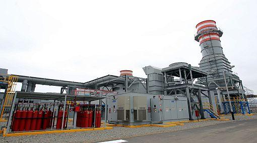 El 50% de la producción eléctrica del país se concentrará en Chilca