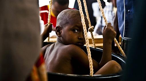 El lugar del mundo donde un millón de niños podrían morir de hambre