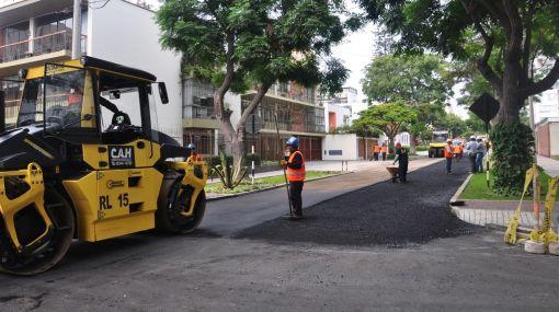 Conoce el plan de desvíos por las obras en calles de Miraflores