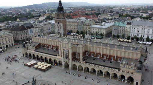 Cracovia, el nuevo centro de atracción de Europa