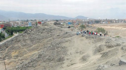 Ministerio de Transportes apoyará construcción de túnel en Puruchuco