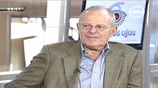 """PPK: """"Todavía estaré en los 70's en 2016. Sería el presidente más viejo del Perú"""""""