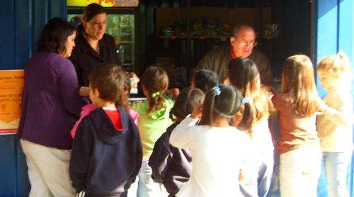¿Cómo regular la venta de comida saludable en los colegios?