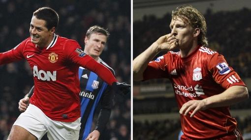 Manchester United ganó y alcanzó en la punta al Manchester City