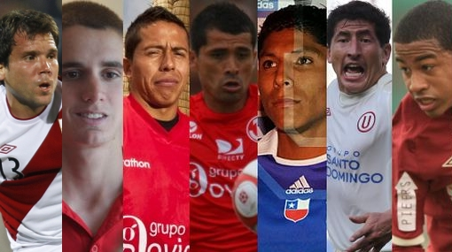 Peruanos que dejaron el Descentralizado para jugar en el exterior en el 2012