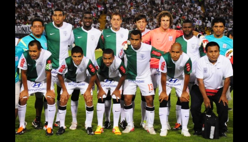 Confirmado: esta será la camiseta principal de Alianza Lima para la temporada 2012