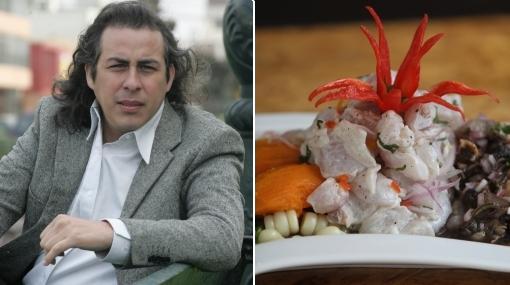 Escritor Iván Thays critica a la comida peruana en España