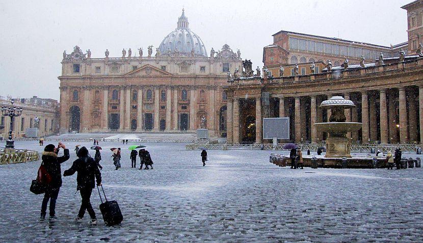Ola de frío polar ha causado alrededor de 200 muertos en Europa