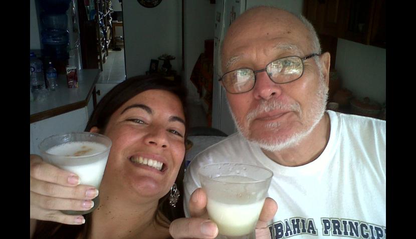 Así celebraron los peruanos el Día del pisco sour