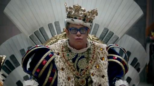 Larga vida: Sir Elton John celebra hoy 65 años