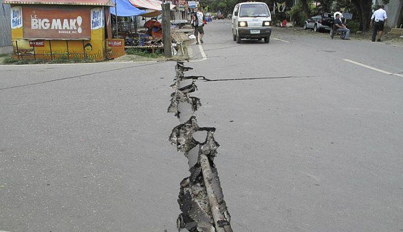FOTOS: terremoto en Filipinas dejó al menos 44 muertos