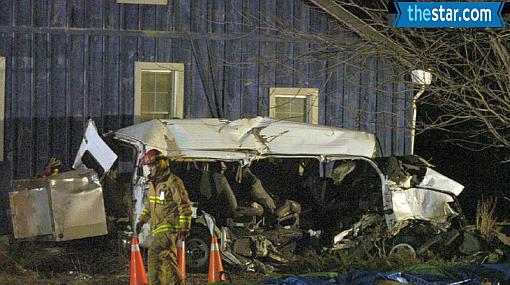 Accidente en Canadá: cónsul peruano se trasladó a zona para identificar cuerpos