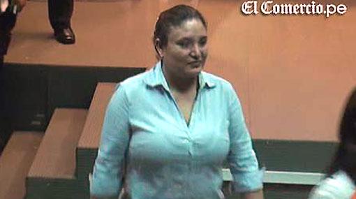Abencia Meza fue condenada a 30 años de cárcel por asesinato de Alicia Delgado