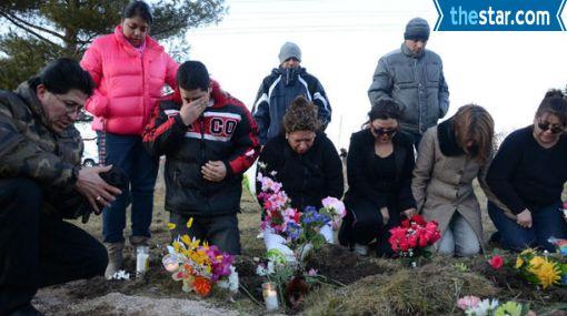 Cancillería dialoga con familiares de peruanos muertos en Canadá para repatriación