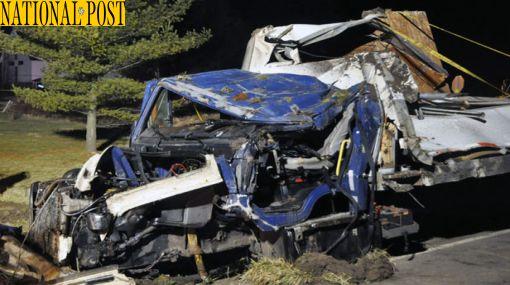 Accidente en Canadá: difunden lista de peruanos fallecidos y heridos