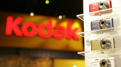Kodak dejará de fabricar cámaras digitales este año