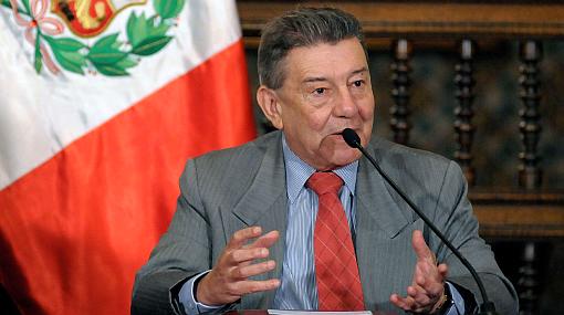 México y Perú combatirán juntos al crimen organizado