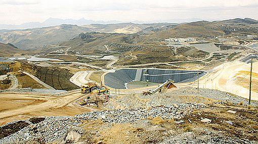 El proyecto minero Toromocho estará listo en el 2014