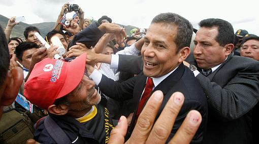 Analistas afirman que ahora sector A sintoniza con presidente Humala